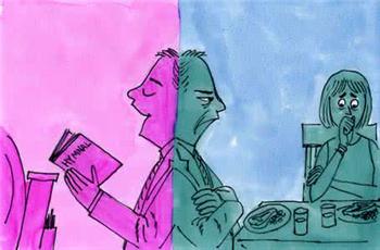 精神分裂症患者会表现出哪些明显症状
